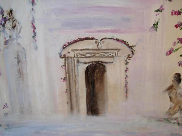 door in Rome