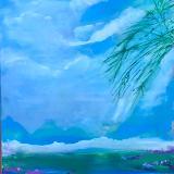 Palm Tree Lingers