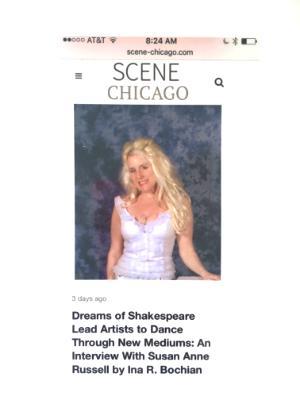 Scene Chicago 2016-Shakespeare Interview