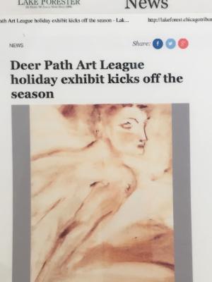 Deerpath Art League- 2014 Beatrice Image