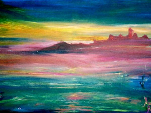 Arizona 2 FRAMED