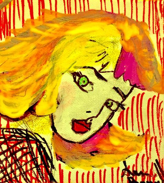 Pop Art Mini Chic-SOLD