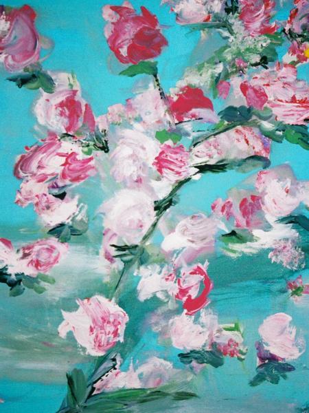 Cherry blossom branch SOLD