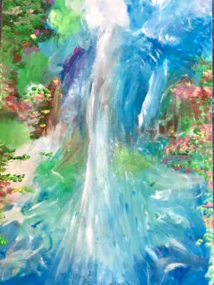 Peruvian Falls 1