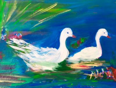 Swan mates