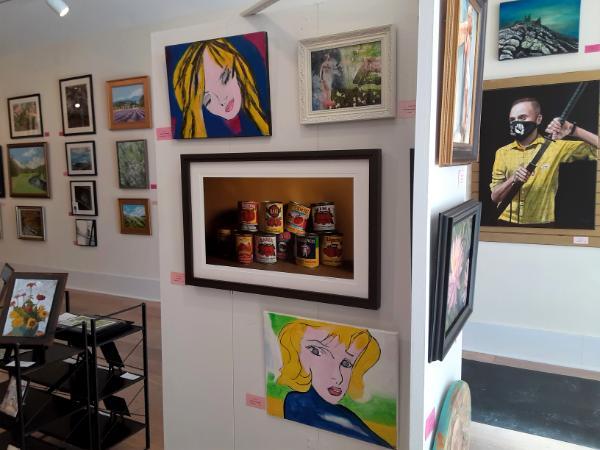 Lake Forest Gallery- Art Pop
